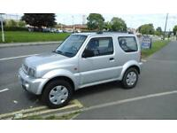 2003 Suzuki Jimny 1.3 JLX.( only 64k ) ( BEING SOLD WITH A NEW MOT )