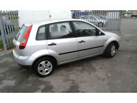2004 FORD FIESTA 1.25 LX 87K ( £995 or BEST OFFERS )