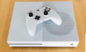 1 TB Xbox One S mint condition asking $180