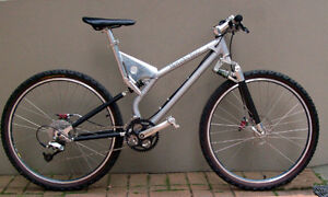 Mercedes-Benz Mountain Bike