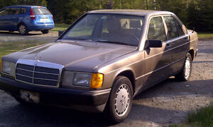 1988 Mercedes-Benz 190-Series Berline