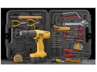 Work Expert Hammer Drill Set