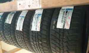 4- New 185/55R15 Winter Tires - $295 Prince George British Columbia image 1