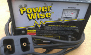 Wanted: EZGO BATTERY CHARGER 36V