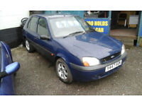 2001 Ford Fiesta 1.3 ( NOW £595 ono )