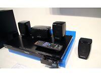 Panasonic SC-BTT270 3D Blu Ray DVD Player all in one surround sound system