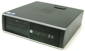 Hp 8200 sff Core i5 2500 3.3GHz 4GB 500GB HD/win7