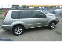 2003 Nissan X-Trail 2.2 DIESEL ( NOW £1250 ono TO CLEAR )
