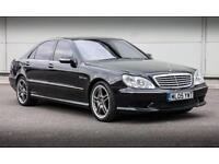 Mercedes-Benz S65 AMG V12 Bi Turbo F1 Auto Unique Designo Spec 70k Mls £170k New