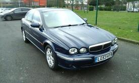 2003 Jaguar X-Type 2.1 V6 SE 4dr