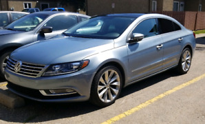 2013 VOLKSWAGEN CC HIGHLINE ONLY 83K KMS WITH WINTER TIRES