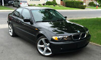 "!! BMW 325i - Full OPTS - MAGS 19"" - 2005 - 5800$ NEGO !!"