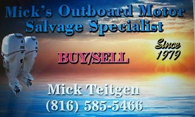 Mick's Outboard Motor Salvage
