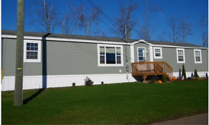 Mini home for sale in the Domaine du ruisseau ***NEED TO SELL **