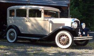 Automobile Desoto 1930