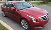 Cadillac ATS AWD Turbo 2014 - Transfert de location.