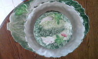 "Shafford  ""Rabbit Patch "" vintage dinnerware"