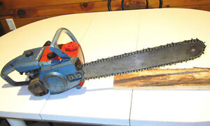 scie mécanique chain saw Homelight  outils