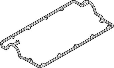Elring Rocker Cover Gasket VW Skoda Superb Roomster Octavia Fabia Seat Ford (Audi 2-7 T Valve Cover Gasket Replacement)