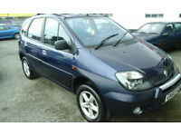 2003 Renault Scenic DIESEL ( £895 with BEST OFFERS )