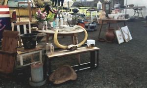Garage sale- Yard Sale