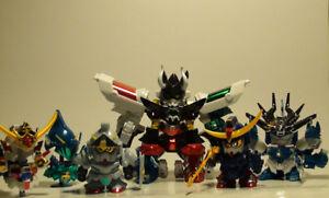 SD Gundams for sale