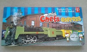 New Train Set with Tracks -NEw in Box- Never Opened-Hard to find Kitchener / Waterloo Kitchener Area image 2