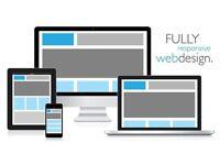 Website Creation For Small Business/Personal - SEO - Social Media Management - Logo Design