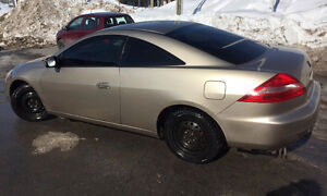 2003 Honda Accord Coupe Coupe (2 door)