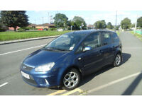 2007 57 Ford C-MAX 1.8 16v 125 Zetec ( NEW MOT £1895 )