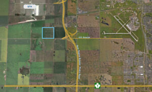 160 Acres near GTH and new Regina Bypass
