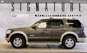 Ford Explorer 4x4 v6 4.0L IMPECCABLE