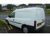 2007 Vauxhall Combo 1.3CDTi 16v 1700