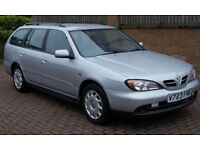 LOVELY EXAMPLE Nissan Primera 2.0TD S DIESEL ESTATE ( MOT 09/17 )