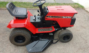12HP Yard-Pro Riding Lawnmower