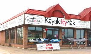 Supplemental income opportunity - Kayak Sales & Rentals