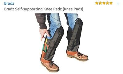 Bradz Self-Supporting knee Pads