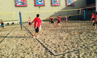 RA Coed Beach Volleyball League Accepting New Teams