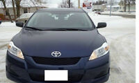 SELLING 2010 TOYOT MATRIX HATCHBACK ARE TRAD WITH VAN
