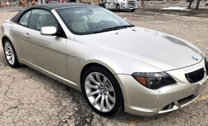 2006 BMW Cabriolet 650I - Executive Package