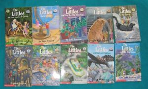The Littles by John Peterson (9 books listed)