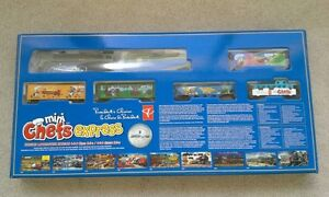 New Train Set with Tracks -NEw in Box- Never Opened-Hard to find Kitchener / Waterloo Kitchener Area image 5
