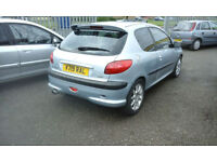 1999 Peugeot 206 GTi ...( BEST OFFERS TO CLEAR )