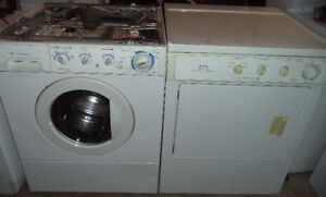 FRIGIDAIRE WASHER AND ELECTRIC DRYER FOR SALE! $250