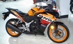 Honda CBR 250 RA