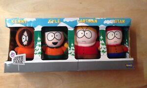 Vintage South Park plush dolls