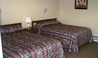 Furnished Rooms, available Sept 12