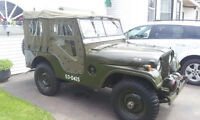 1953 M38A1 Ford Jeep