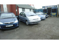 NOW SOLD .(.CHECK OUT MORE CARS WE HAVE FROM £550 - £1700 THIS WEEK )