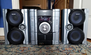 Sony MHC-RG444 Sound System For Sale!
